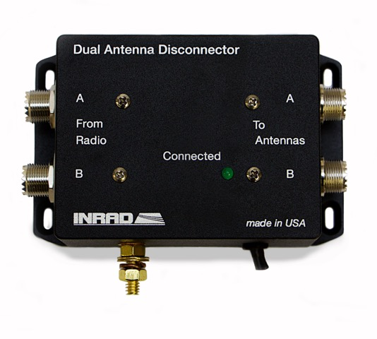 Antenna Disconnect Actuator - 1 radio, 1 antenna